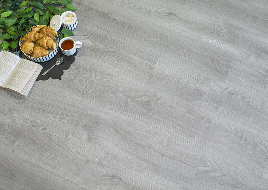 Кварц-винил Fine Floor Rich DryBack FF-2076 Дуб Рейн. Фото N2
