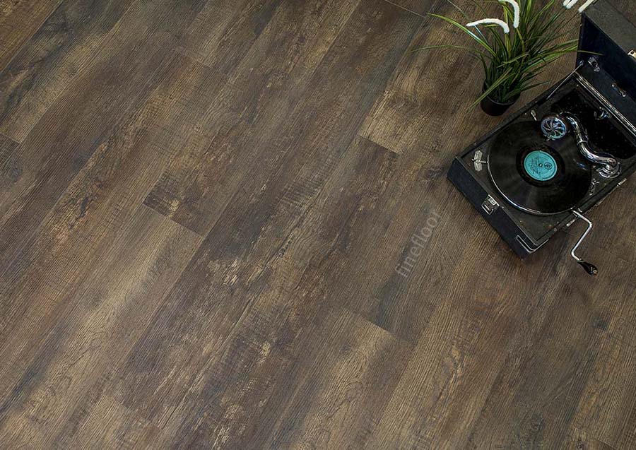 Кварц-винил Fine Floor Wood Click FF-1585 Дуб Окленд