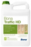 Лак Bona Traffic HD на водной основе (4.95 л)