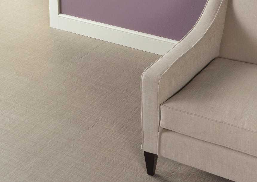 Виниловая плитка Amtico Spacia Abstract 3800 Linen Weave