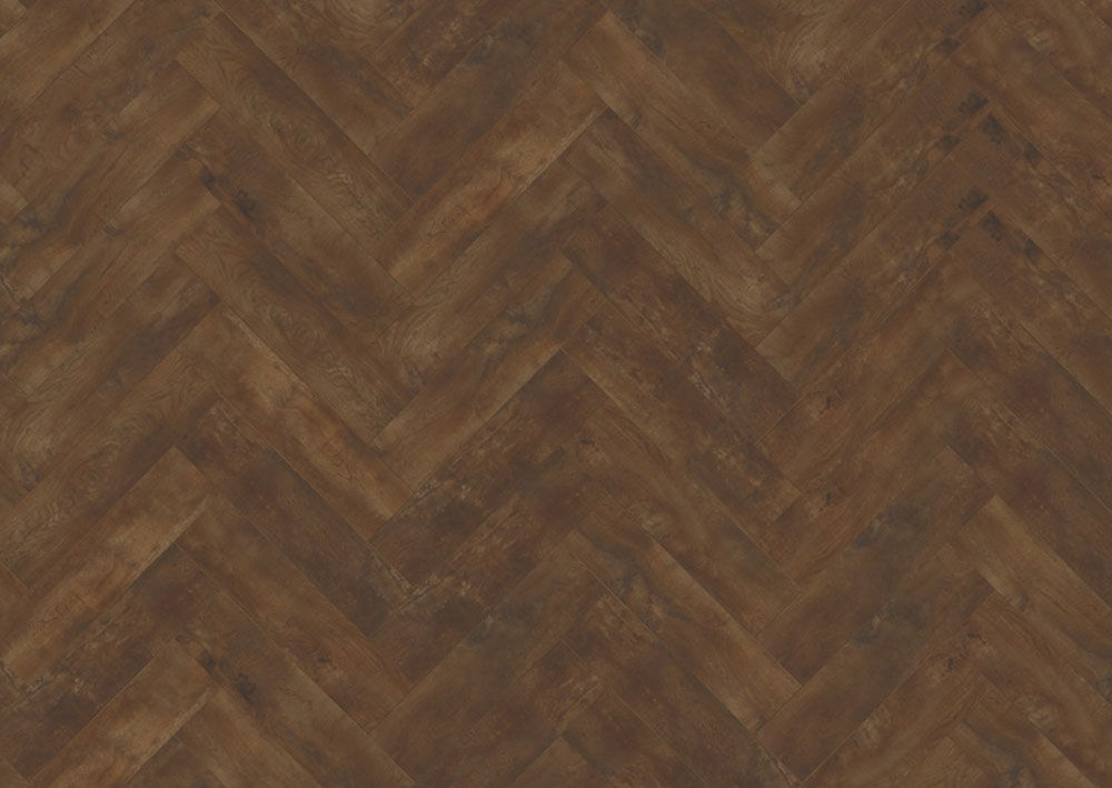 Кварц-винил Moduleo Herringbone Parquetry Country Oak 54880. Фото N2