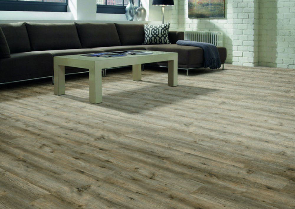 Кварц-винил Design Floors Divino DryBack 53967 Major Oak. Фото N2