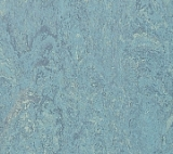 Натуральный линолеум DLW Flooring Marmorette LPX 121-023 Dusty Blue