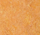 Натуральный линолеум DLW Flooring Marmorette LPX 121-019 Sunset Orange
